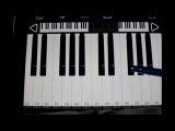 How to play -u0027Sherlock BBC theme-u0027. So easy!