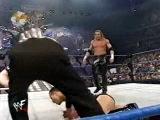 WWF SmackDown! 20.12.2001 - Мировой Рестлинг на канале СТС / Всеволод Кузнецов и Александр Новиков