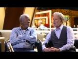Larry King Now - Last Vegas Interview - Robert De Niro, Michael Douglas, Morgan Freeman, Kevin Kline
