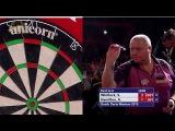 Simon Whitlock vs Andy Hamilton (Dutch Darts Masters 2013  Third Round)