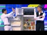 КВН Днепр - Игорь и Лена - про холодильник