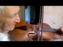Дэу-эти Шагиянов Мугтабар играет на сркипке Klotz окт 13г