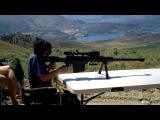 14 year old shooting.50 cal.