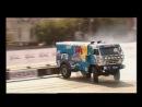 Занос грузовика В.Чагина на Bavaria Moscow City Racing 2010