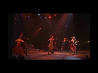 Red-blooded... (Libertango) Рейтинг G. Клип для команды Takarazuka Revue fandom 2013 на ФБ-2013. Авторство - см. деанон команды.