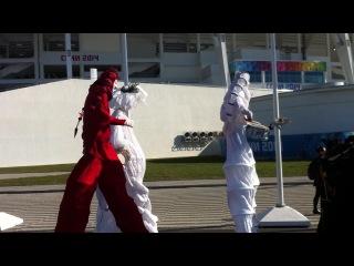 клоуны) олимпиада