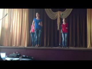 Гришина Ольга и её молодая команда. Танец (группа П-31)