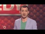 Comedy Club - Руслан Белый ( паранойя вокруг всего в жизни )