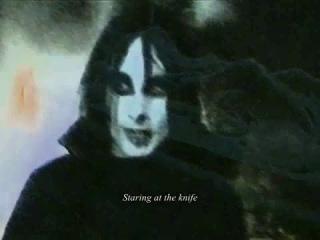 Природа блек-метала ( музика - Cradle of Filth ) з титрами