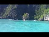 Бухта Майя Бэй (остров Пи-Пи Ле), где снимался фильм