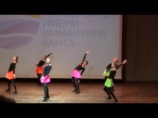Первенство БФУ по ритмической гимнастике 2013