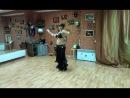 Алина Никифорова, трайбл-фьюжн, Новосибирский Трайбл Дом