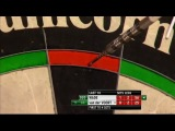 James Wade - Vincent van der Voort (PDC World Darts Championship 2013 Third round)