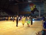 международные соревнования по спортивным танцам на паркете. Алмаз и Диляра. номер 5