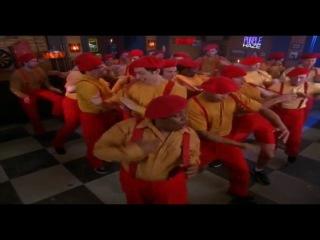 Клиника танец James Brown – Sex Machine