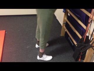 Лечебная гимнастика. Стабилизация колена. (C) medLux Reha