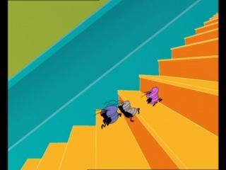 Огги и Тараканы - Механический Огги (Copy Cat/Mecanic Oggy) 2-98