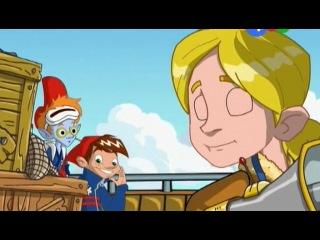 Секретная служба Санта-Клауса (Красные шапки) (20 серии из 26)
