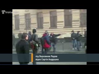 ЄВРОМАЙДАН Евромайдан : ДЕНЬ 18.02.2014 В тилу