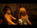 ВАня и Леся танцуют Опа Гаг нам стайл