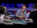 Невероятный аджастинг в покере на World Series Of Poker 2012