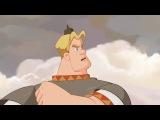 Три Богатыря и Шамаханская Царица - Образ богатырей (мультфильм)