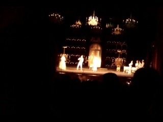Муз.Театр ( Свадьба Кречинского) Зарядка села!))