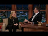 The Late Late Show with Craig Ferguson - 2013.02.18 - Jacki Weaver
