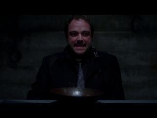 сверхъестественное / supernatural : Кроули говорит с Абаддон  в 6-й серии 9-го сезона!) :D