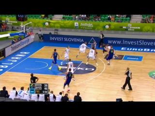 6 сентября 2013 Германия 83–88 Украина Чемпионат Европы по баскетболу 2013