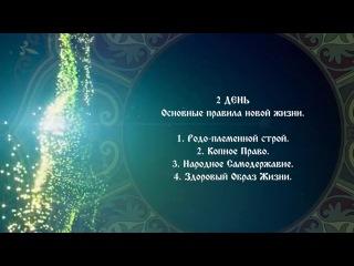 Правила жизни в Небесном Чертоге Волка(И.А. Глоба)