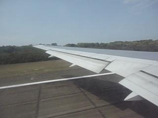 Взлетаем из Пуэрто Плата, Доминикана Боинг 767-300