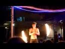 Ko Phi Phi don, fire show/ Тайская (Азиатская) Ибица)
