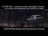 Кадры из истории Toyota Corolla