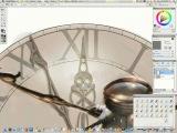 Техники компьютерной иллюстрации 06