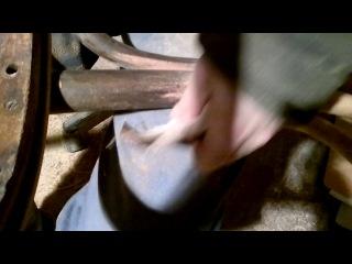 Мастерская in action: реставрация тонетовского стула