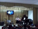 Первое Настино выступление