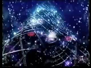 Заставка Голубой Огонёк на Шаболовке (1999-2001, 2005-2008)