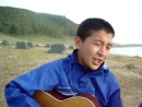 тимур муцураев - твоя нежная походка (песни под гитару)