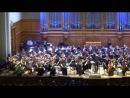 И. Ф. Стравинский «Весна священная», музыка балета дирижёр — Анатолий Левин