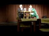 А.Кочергин - и А.Торик в Буквоеде (СПб 04.2012)