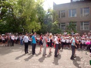 Вальс 11-а - Мои звёздочки))) 2013)