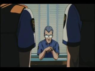 Полиция Будущего / Mobile Police Patlabor. Приключения (1989) Фильм первый.