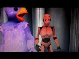 Клюв. Эпизод I: Метеж Секс-робота (экранка)