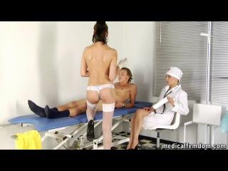 Русское порно медсестра viola