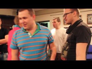 Backstage @ Светофор ( 22.11.2013)