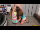 Pure CFNM6 Cathy Heaven and Cayenne Klein Paying The Mechanic (2014) HD