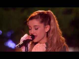 Ariana Grande - Last Christmas LIVE at Rockefeller Center 2013