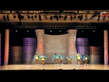 Abzats Crew - Russia (Adult) @ HHIs World Hip Hop Dance Championship 2012