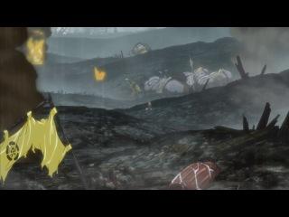 Nobunaga the Fool / Глупец Нобунага - 1 серия [SilverTatsu, Kirsy, Primary Alex]